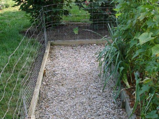 Do high pitch sound deterrent machines work against woodchucks_ - fencing
